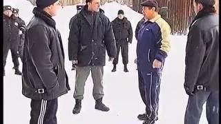 Боевое самбо Александра ФЁДОРОВА: семинар в школе милиции - 2.
