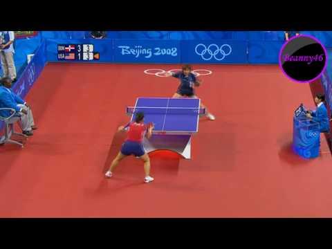 Wu Xue vs Gao Jun (2008 Olympics) [HD]