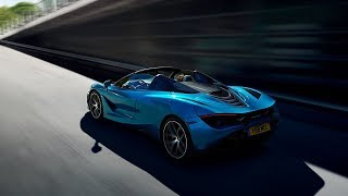 The new McLaren 720s Spider – Some see more