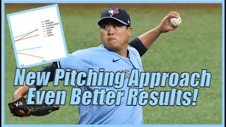 Hyun-Jin Ryu New Pitching Approach Bringing Even Better Results! Blue Jays Ace!