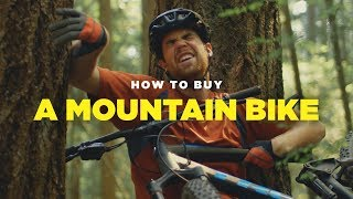 How to Buy a Mouฑtain Bike