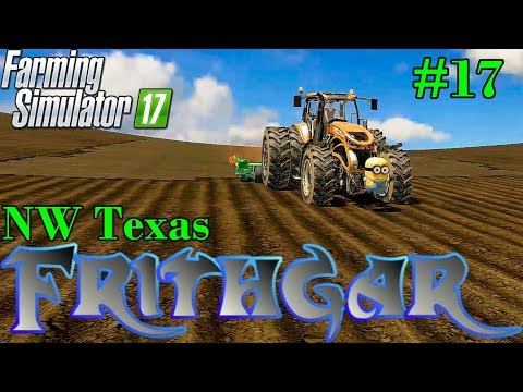 Let's Play Farming Simulator 2017, North West Texas #17: Sugar Beet Planting Done Right!