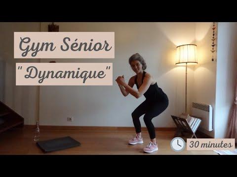 Cours de Gym Sénior 30mn. Anne PIQUET