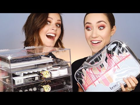 Swapping Makeup Bags with Bonnie Hoellein ? thumbnail