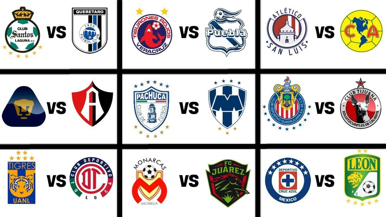 Partidos para hoy mircoles 30 de octubre: Liga MX y Futbol ...