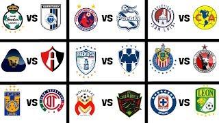 Mis PREDICCIONES para la JORNADA 16 LIGA MX torneo APERTURA 2019