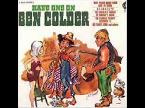 Ben Colder - Hello Walls, No. 2