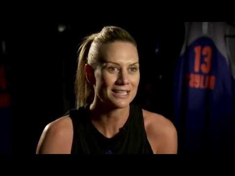 Phoenix Mercury's Penny Taylor Speaks About Retirement
