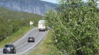Trucks in North Norway