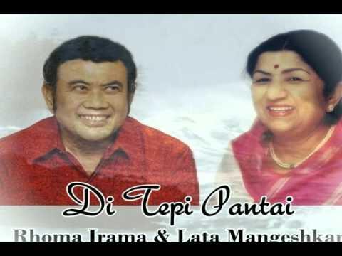 Di Tepi Pantai - Rhoma Irama & Latta Mangeskar