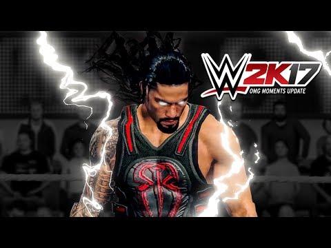 WWE 2K17 ALL OMG MOMENTS (Including DLC) | WWE 2K18 Countdown