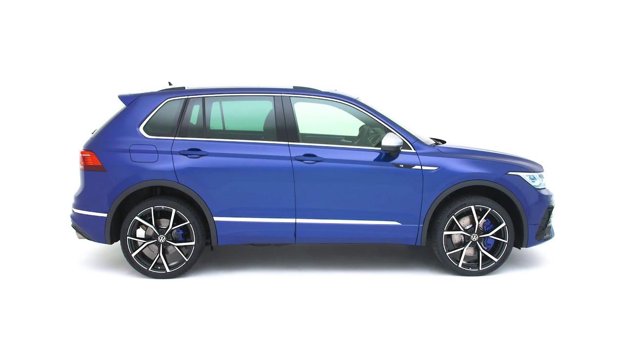 2021 VW Tiguan R - YouTube