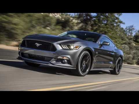 Ford Mustang V8 Great Performance 2017