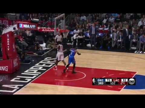 Oklahoma City Thunder at LA Clippers - January 16, 2017