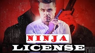 License [BASS BOOSTED] | Ninja | Sidhu Moosewala | Parmish Verma | Latest Punjabi Songs 2016
