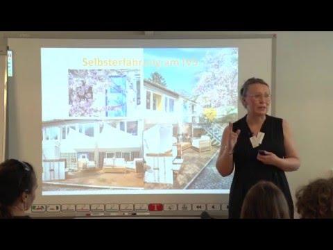 Infoveranstaltung: Psychotherapieausbildung am IVS-Nürnberg/Fürth (HD-Video)