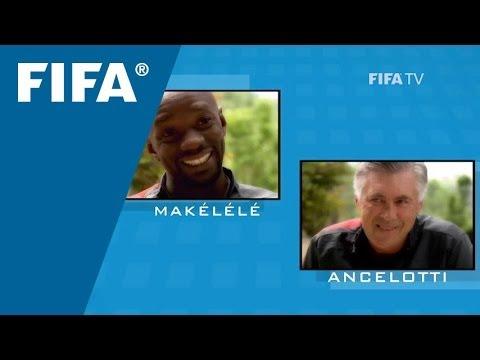 Makelele puts Ancelotti on the hot seat