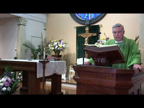 Catholic Mass. October 4, 2020