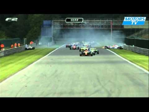 FIA Formula 2 | Spa Francorchamps - Bacheta / Mirocha