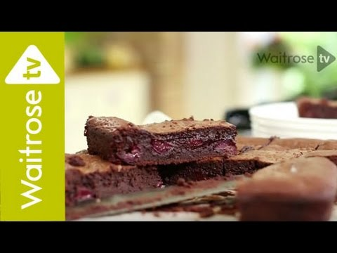 James Tanner's Black Forest Brownies | Waitrose