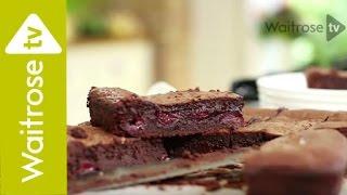 James Tanner's Black Forest Brownies   Waitrose