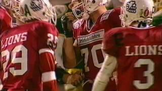 German Bowl 1997 – American Football