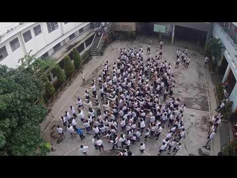 SIK SIK SIBATUMANIKAM FLASH MOB BY ST JOSEPH JUNIOR HIGH SCHOOL MEDAN