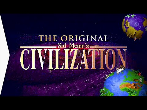 Sid Meier's Civilization 1 [MS DOS] ► Gameplay & Download - [Abandonware Adventures!]