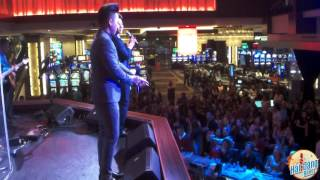 NỢ EM CẢ CUỘC ĐỜI  - The MEN (11 24 16 Horseshoe Casino Baltimore   Hai Dang Band)