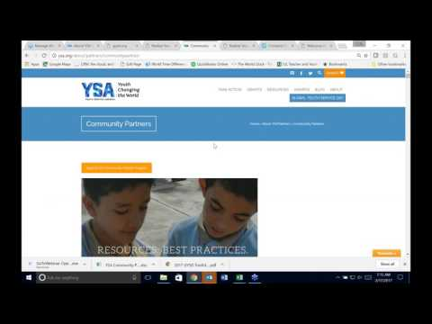 2017 02 17 07 03 YSA Community Partner Welcome
