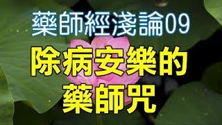 藥師經淺論 09 除病安樂的藥師咒