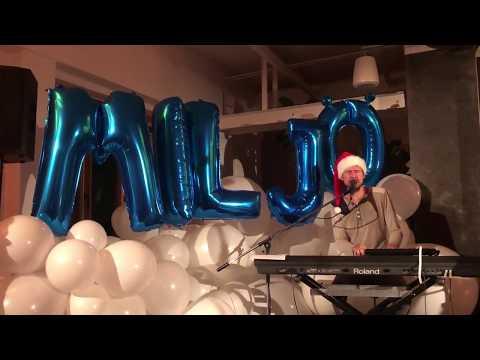 """Miljö - """"Polarleechter"""" *NEU* @ Radio Köln 6.12.17"""