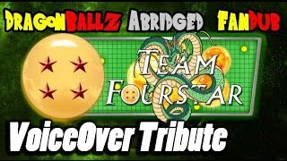 Dragon Ball Z Abridged: Voice Over Tribute