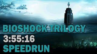 BioShock Trilogy SpeedRun - 3:55:16 [World Record]