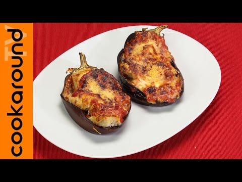 Melanzane Al Forno Pomodoro E Mozzarella