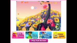 Winx club game gameplay at Dr-Games
