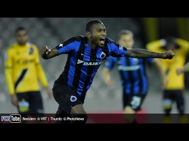 2015-2016 - Croky Cup - 02. 8ste Finale - Club Brugge - Sporting Lokeren 1-0