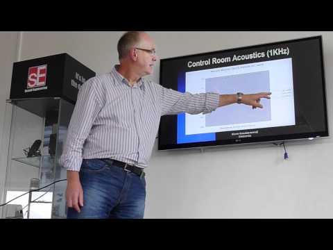 sE Electronics EGG : Andy Munro's presentation