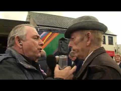 BBC Radio Ulster Country Afternoon With Hugo Duncan Ballyclare 19 05 09