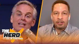 Michael Jordan never liked spotlight, talks Shaq & Harden Vs Paul — Chris Broussard | NBA | THE HERD