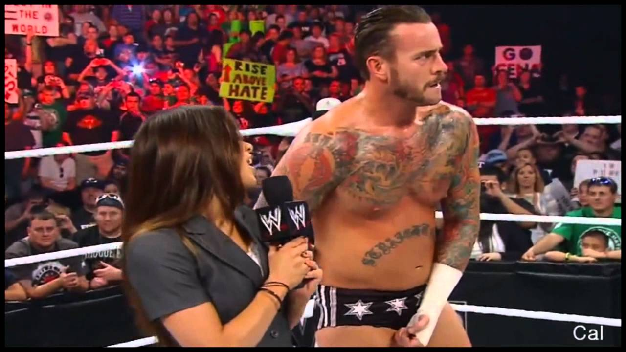 ARACELI: Cm punk naked girlfriend