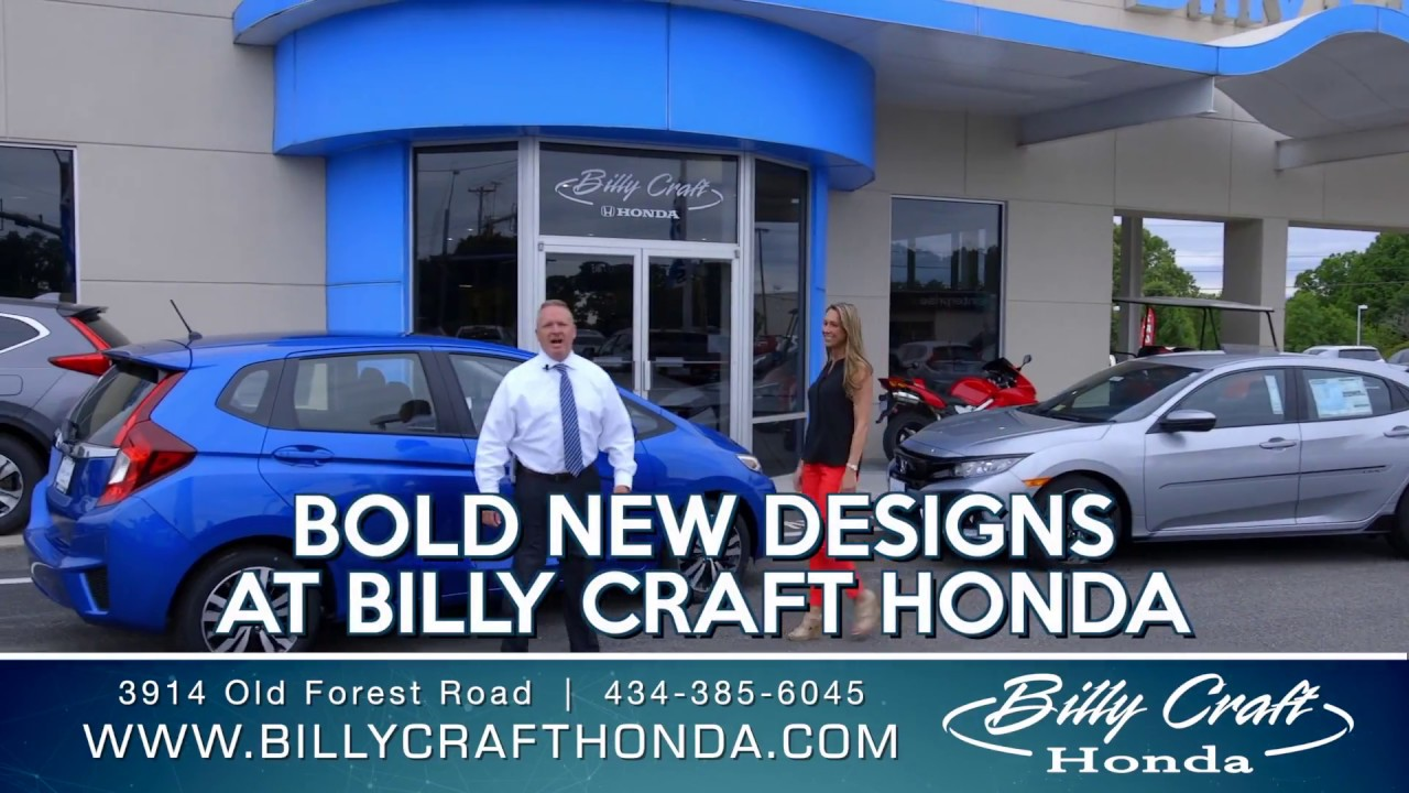 Billy Craft Honda >> Yes Danielle Civic Hatchback Honda Fit Billy Craft Honda Lynchburg Va