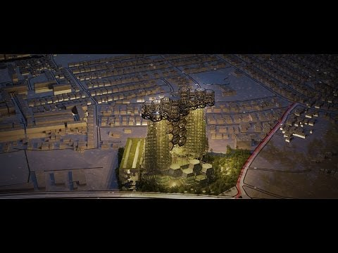 Видео Vertical farming thesis