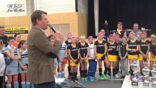 NK Zaalhockey Meisjes D   Dalfsen 6-2-2016
