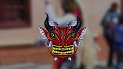 Los diablos de toman Quito