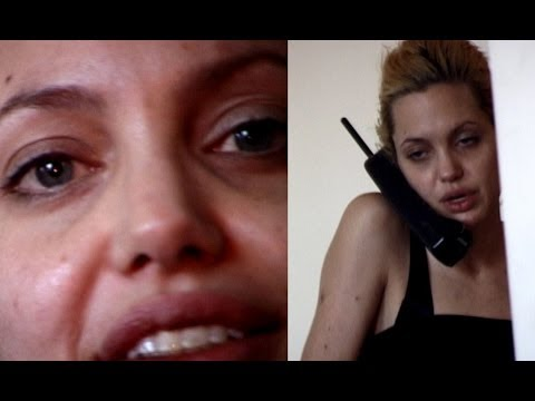 Heroin Addiction Celebrity Haunting Video of Ange...