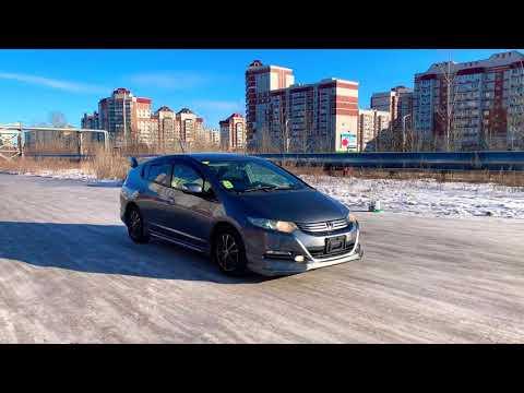 Обзор Honda INSIGHT 2010 года Комплектация L-mugen