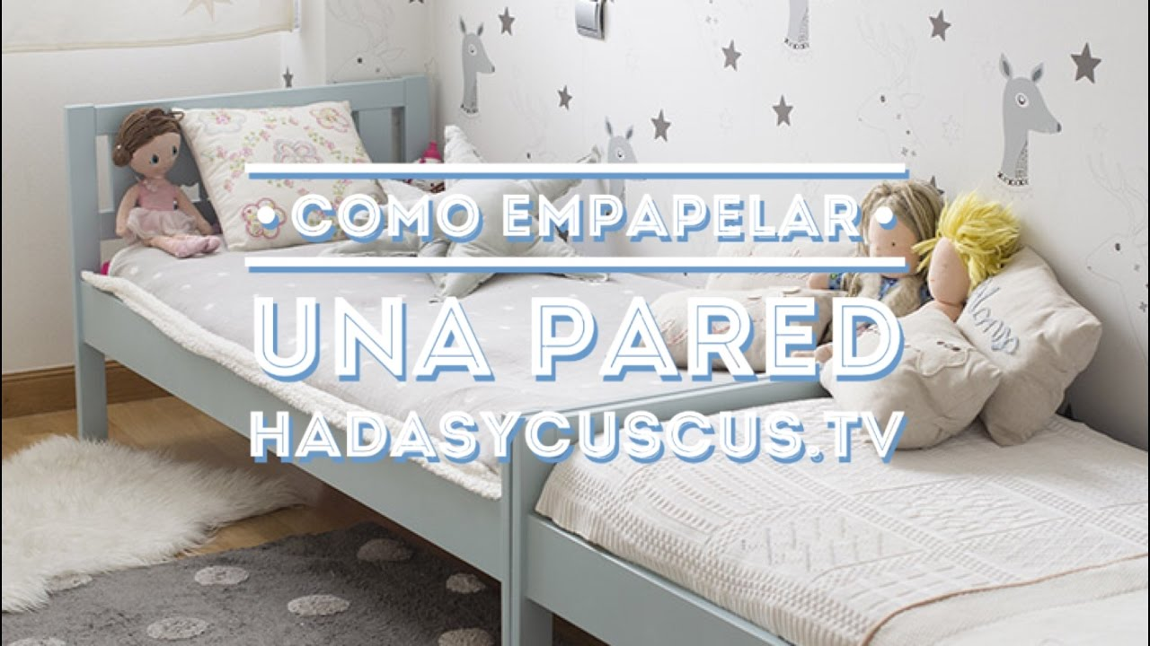 Papel Para Decorar Paredes De Dormitorios Empapelar Una Pared