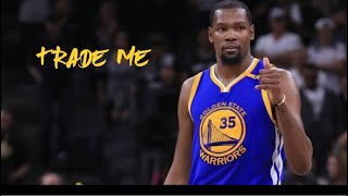 WILL KEVIN DURANT LEAVE THE WARRIORS