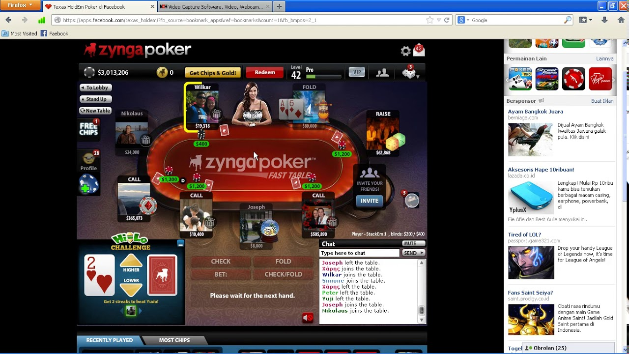 Come vincere sempre al poker on line